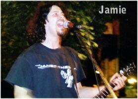Nice Janet Theory Shirt Jamie!