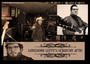 lonesome lefty 2009